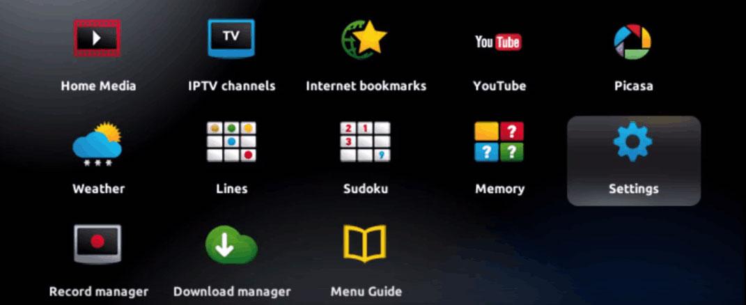 iptv mag  MAG IPTV iptv mag 1