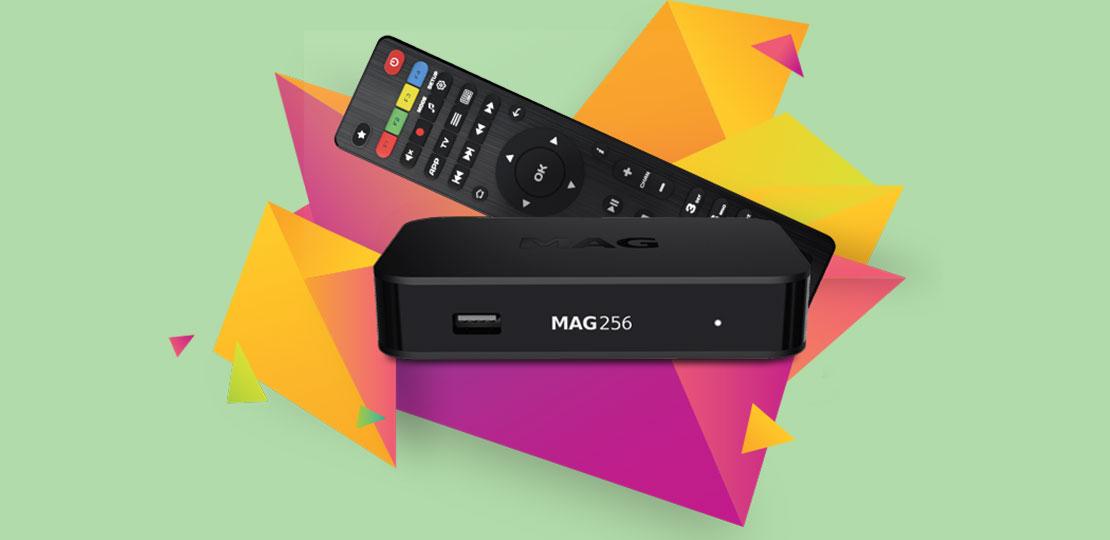 MAG IPTV