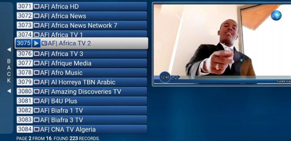 STB EMU IPTV